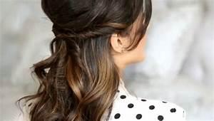 Schöne Frisuren Für Lange Haare : 40 schicke vorschl ge f r schnelle und einfache frisuren ~ Frokenaadalensverden.com Haus und Dekorationen