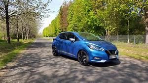 Voiture Nissan Micra : nissan micra 2017 photos essai blog en voiture carine 5 en voiture carine ~ Nature-et-papiers.com Idées de Décoration