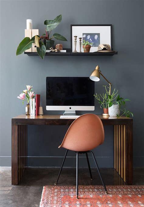 pin em decoracao home office estudio