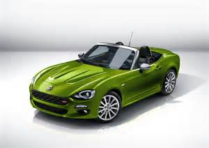 Green 124 - Fiat 124 Spider Forum