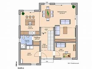 Modernes Haus Grundriss : h user beeindruckende linienf hrung bauhaus linea grundriss pinterest bauhaus and house ~ Bigdaddyawards.com Haus und Dekorationen