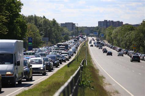 Uz autoceļa Rīga - Ainaži noticis ceļu satiksmes ...