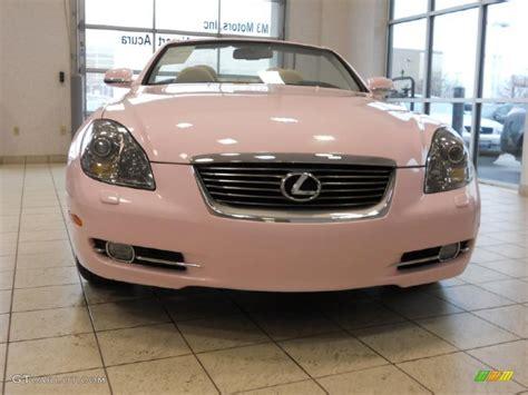 custom 2006 lexus custom pink 2006 lexus sc 430 exterior photo 47660806