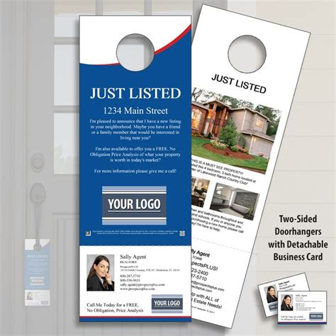 real estate door hangers real estate door hangers how to get more leads with