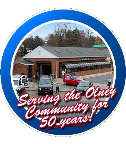 fletchers service center car wash olney md