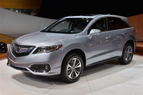 acura rdx price review release specs mpg