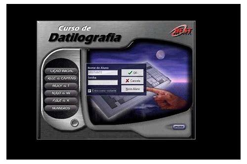teclado jogo de digitação baixar gratis