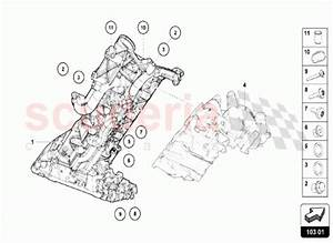 Lamborghini N0138493  Seal Ring  Aluminium