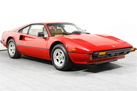 Den spurt aus dem stand zur hundertermarke schaffte das coupé in gut sechs sekunden. Ferrari 308 Price, Specs, Photos & Review