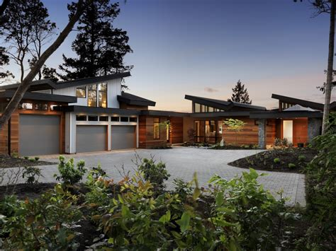west coast modern homes west coast contemporary touchstone by keith baker home