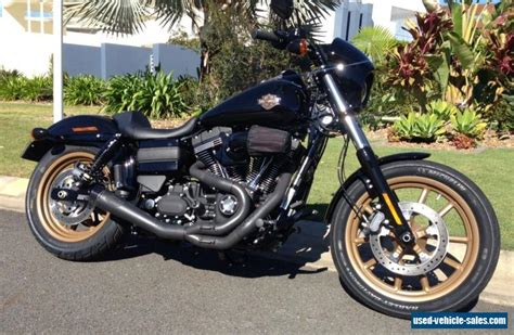 Harley-davidson Dyna Lowrider S For Sale In Australia