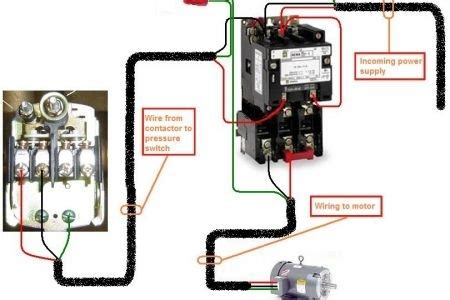 lighting contactor wiring diagram wiring diagram and schematic diagram images