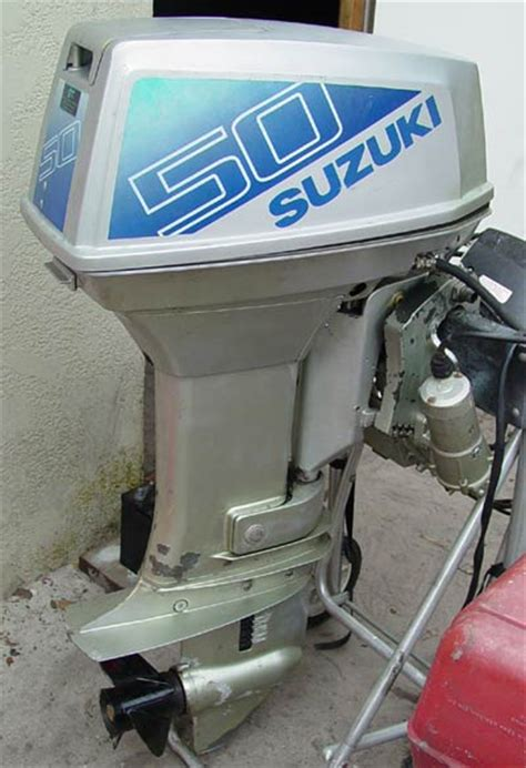 Suzuki 50 Hp Outboard by Suzuki 50 Hp Outboard Boat Motor For Sale