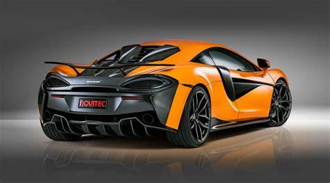 Mclaren 570s Picture by 2016 Mclaren 570s By Novitec Picture 697459 Car Review