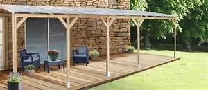 Toit Pergola Bois : palram la maison du jardin le toit terrasse en bois avec option toit en polycarbonate est la ~ Dode.kayakingforconservation.com Idées de Décoration