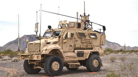 This The Army New Electronic Warfare Vehicle