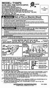 Intermatic Lr3730 Wiring Diagram