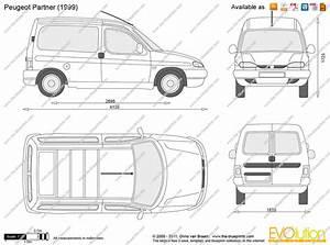 Dimensions Peugeot Partner : 1997 peugeot partner i pictures information and specs auto ~ Medecine-chirurgie-esthetiques.com Avis de Voitures