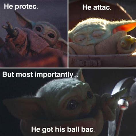 baby yoda memes  good   situation  pics