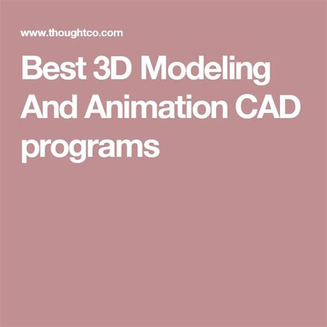 ideas  cad programs  pinterest  cad