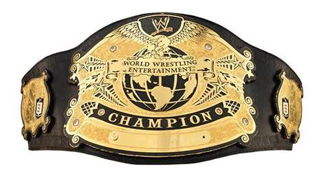 Pin on WWF/E Champion Belt