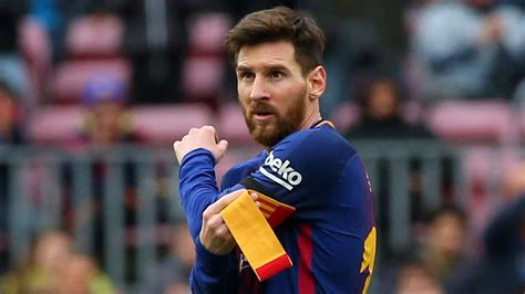 Lionel Messi Likely To Miss Barcelona's La Liga Game