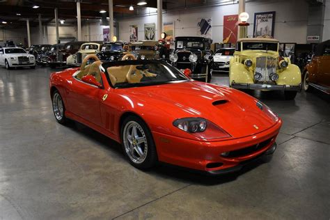 Barchetta For Sale by 2001 550 Barchetta For Sale 2235159 Hemmings