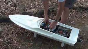 Mhz Rc River Racer Jet Boat