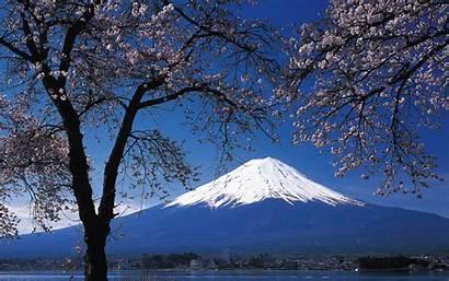Spring Japan Wallpapers Mountain Fuji Kansai Pixelstalk