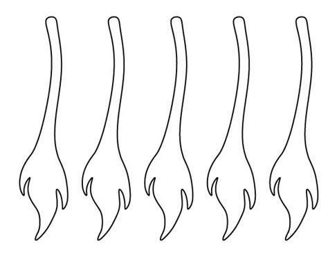 tail coloring pages    print