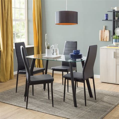riley ave hillary dining set   chairs reviews wayfaircouk