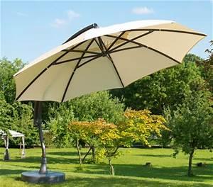 Sun Garden Schutzhülle : ampelschirm garten einebinsenweisheit ~ Eleganceandgraceweddings.com Haus und Dekorationen