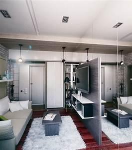 20 Qm Wohnung Einrichten : under 30 square meter apartment design ideas houz buzz ~ Lizthompson.info Haus und Dekorationen