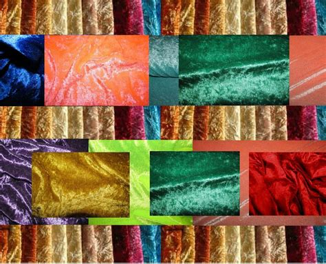 Stretch Upholstery Fabric Uk by Top Quality Crushed Velvet Fabric Craft Stretch Velour 150