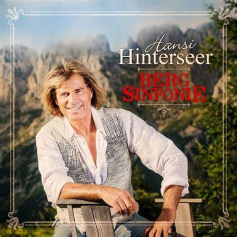 hansi hinterseer bergsinfonie cd jpc