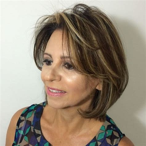 haircuts  older women    trend hair