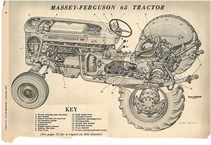 Massey Ferguson Engine Diagram