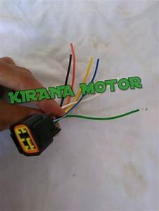 Jual Kabel Socket Soket Cdi Satria Fu Di Lapak Kirana Motor Amora Kirana403