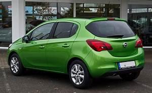 Opel Corsa Color Edition : file opel corsa 1 4 turbo ecoflex color edition e heckansicht 24 oktober 2015 m ~ Gottalentnigeria.com Avis de Voitures