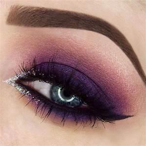 purple wedding makeup best photos - Page 2 of 5 - Cute