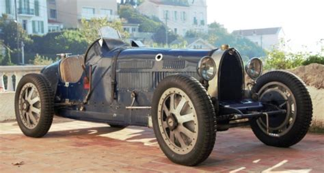 1964 Bugatti Type 35 Replica For Sale On Bat