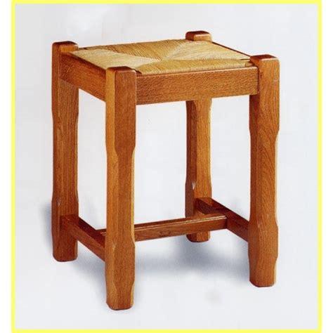 Tabouret Paille by Tabouret De Table Cagnard Avec Paille Meubles De