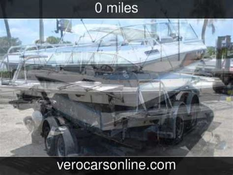 Used Boats Vero Beach by 1987 Mach 1 Used Boats Vero Beach Florida Youtube