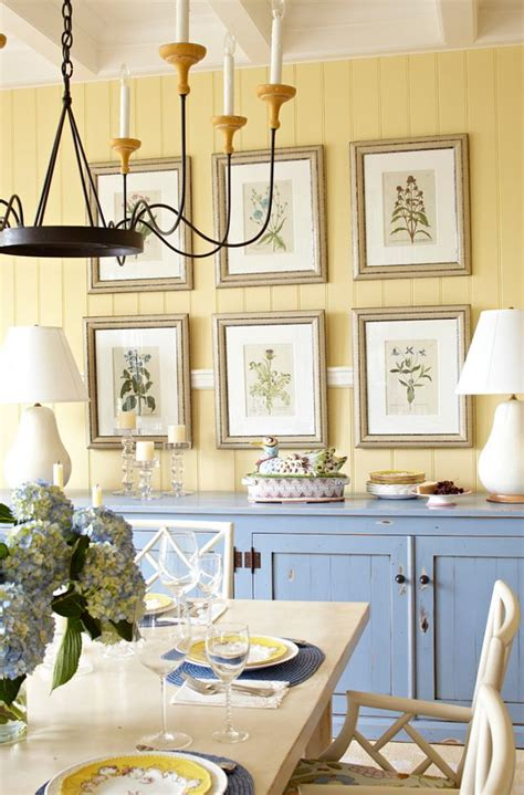 25 best ideas about yellow dining room on