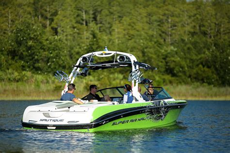 How To Winterize A Nautique Boat by The Air Nautique 230e Alliance Wakeboard