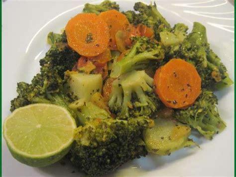 cuisiner les brocolis recettes les meilleures recettes de brocolis et carottes