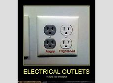 Tech Humor Electrical Outlets Seattle 24x7