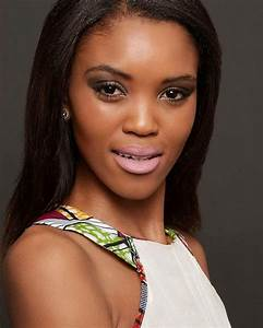 Tshegofatso Monggae South Africa Miss South Africa