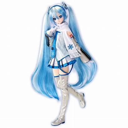 Miku Doll Dream Hatsune Dollfie Snow Vocaloid