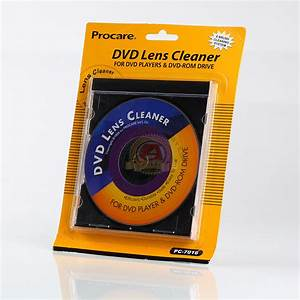 Dvd Lens Cleaner Kit Rom Player Cleaning Tv Game